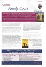 Avoiding Family Court Healthy Living Directory Summer